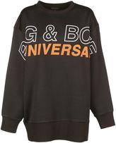 Rag & Bone Oversized Logo Print Sweatshirt