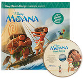 Disney Moana Read-Along Storybook and CD