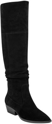 Marc Fisher Oshi Suede Over-the-Knee Slouch Boot