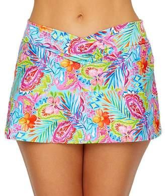 Lovin Sunsets Siesta Key Summer Lovin' Skirted Bikini Bottom