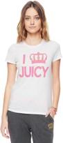 Juicy Couture Juicy Crown Graphic Tee