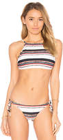 Vix Paula Hermanny Thai Mary Top in Ivory. - size L (also in M)