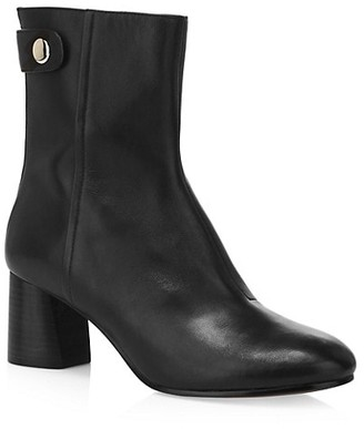 Joie Ramet Leather Ankle Boots