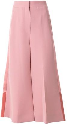 Roksanda Side Stripe Cropped Trousers