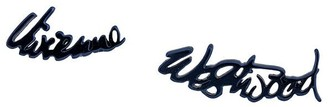 Vivienne Westwood Signature Stud Earrings