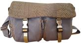 Prada Python Handbag