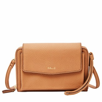 Fossil Women's Relic Kari Wallet on a String Camel One Size