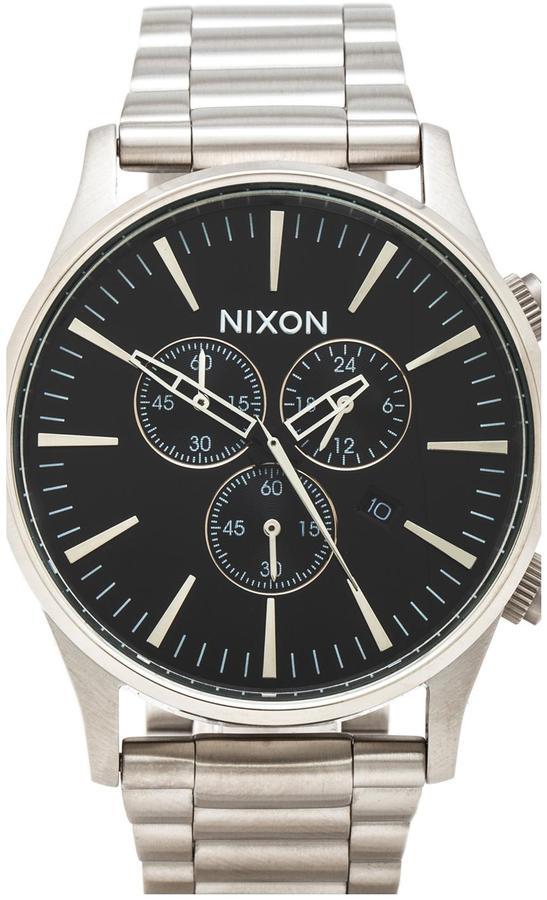 Nixon The Sentry Chrono