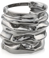 Annelise Michelson Gunmetal Small Draped Cuff