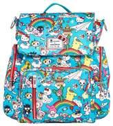 Ju-Ju-Be x tokidoki for Hello Sanrio Rainbow Dreams Sporty Diaper Backpack