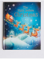 Marks and Spencer The Night Before Christmas Book