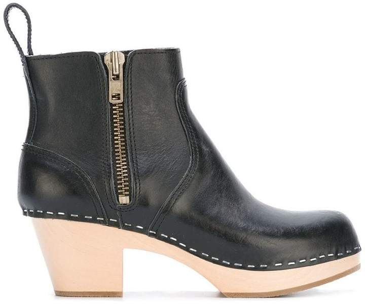 Swedish Hasbeens 'Emy' boots