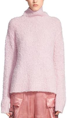 Sies Marjan Sukie Mohair & Wool-Blend Boucle Sweater