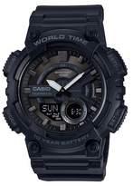 Casio Men's resin Digital watch - Black