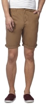 Red Herring Big And Tall Light Brown Cargo Shorts