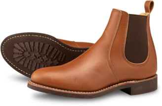 Red Wing Shoes 6-inch Chelsea 3456 Pecan Boundary - US 6 - Brown