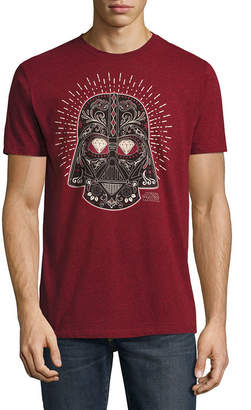 Star Wars Novelty T-Shirts Death Skull Graphic Tee