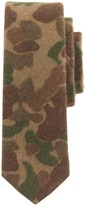J.Crew The Hill-side® wool tie in camouflage