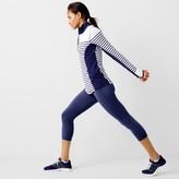 J.Crew New Balance® for in-transit pullover in stripe