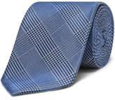 Calvin Klein Tartan Check Tie