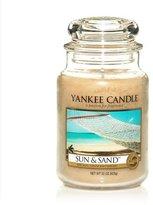 Yankee Candle Company Sun & Sand Large Jar Candle
