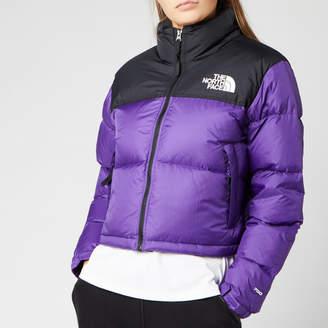 The North Face Women's Nuptse Crop Jacket