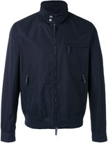 Tod's zipped jacket - men - Cotton/Polyester - S