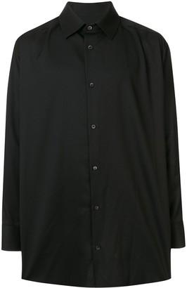 Th X Vier Antwerp Fine Knit Long-Sleeve Shirt