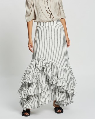 Morrison Skye Linen Skirt