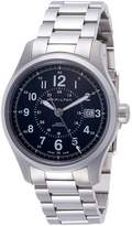 Hamilton Men's Khaki Field 42mm Steel Bracelet Automatic Watch H70605963