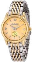 August Steiner Women's ASA823TT Swiss Quartz Classic Dress Bracelet Watch