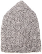Daniel Andresen - knitted beanie - men - Yak - One Size