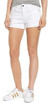 Women's Sp Black Decon Denim Shorts
