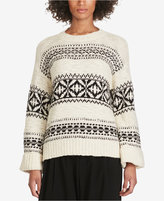 Polo Ralph Lauren Geometric Crew-Neck Sweater