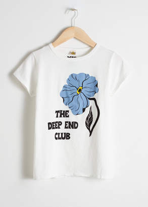 And other stories The Deep End Club T-Shirt