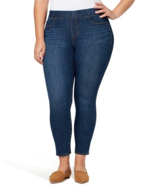 Sanctuary Plus Denim Uplift Pull-On Jegging