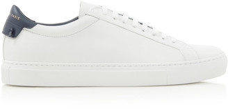 Givenchy Urban Street Two-Tone Leather Sneakers