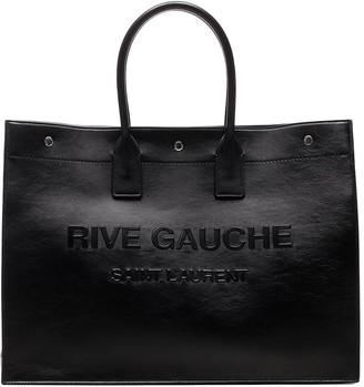 Saint Laurent Rive Gauche Large Tote Bag