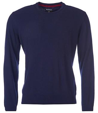 Barbour Crewneck Wool & Cashmere-Blend Sweater