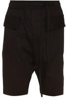 Damir Doma Poline Drawstring Cotton Shorts