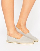 Soludos Original Canvas Dali Gray Espadrilles