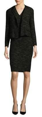 LK Bennett Joyce Tweed Sheath Dress