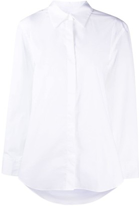 Dondup Tailored Long-Sleeved Shirt