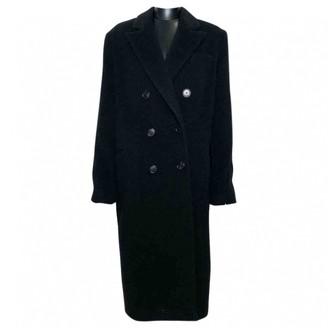 N. Alexander Terekhov \N Black Wool Coats