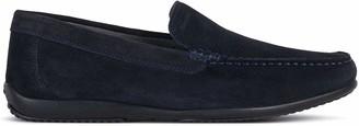 Geox Men's Ascanio Suede Shoe