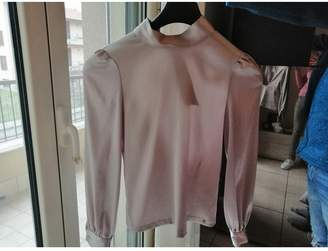 GUESS Gold Polyester Tops