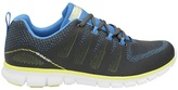 Gola Charcoal/blue/yellow 'tempe' Trainers