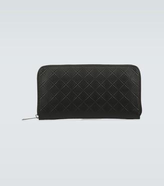Bottega Veneta Continental leather wallet