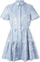Kenzo Voodoo Charms shrt dress - women - Cotton - 36