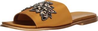 Kenneth Cole Reaction Women's Jel-OUS Embellished Slip On Slide Sandal
